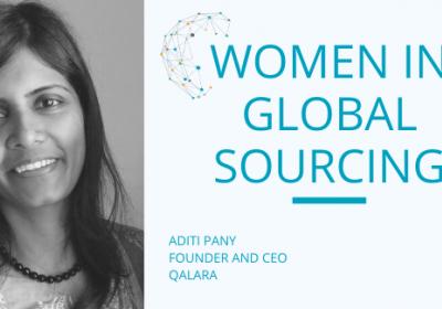 Aditi Pany Founder and CEO, Qalara