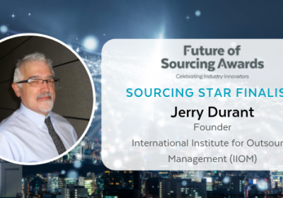 Sourcing Star Interview: Jerry Durant