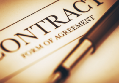 Julian Nyarko: Stickiness and Incomplete Contracts