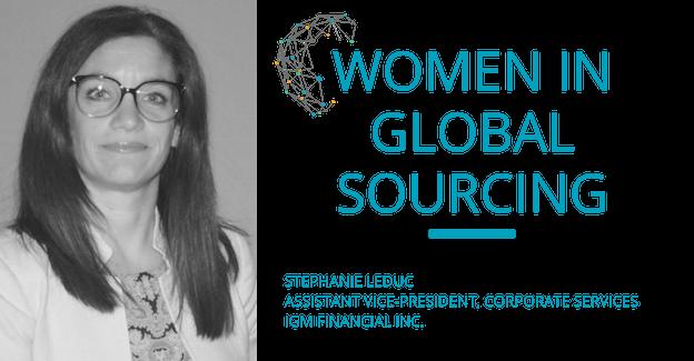 Women in Global Sourcing: Stephanie Leduc