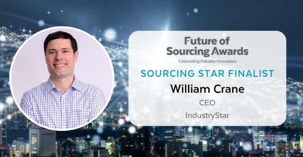 Sourcing Star Interview: William Crane
