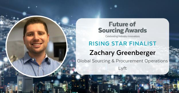 Rising Star Interview: Zachary Greenberger